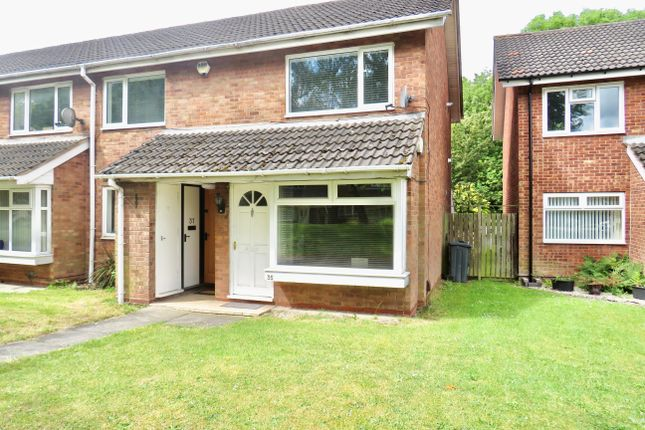 Thumbnail Maisonette to rent in Thornley Grove, Minworth, Sutton Coldfield