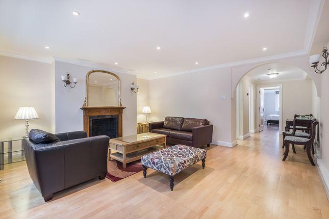 Reception Room of Brompton Square, London SW3