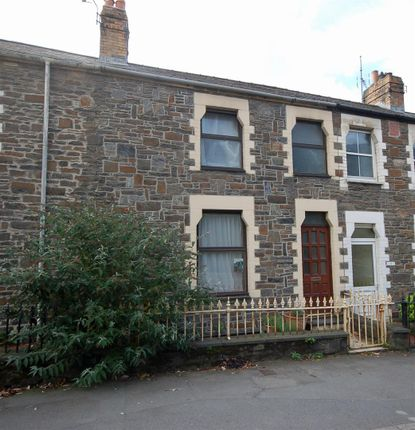 Thumbnail Terraced house for sale in Aberystwyth