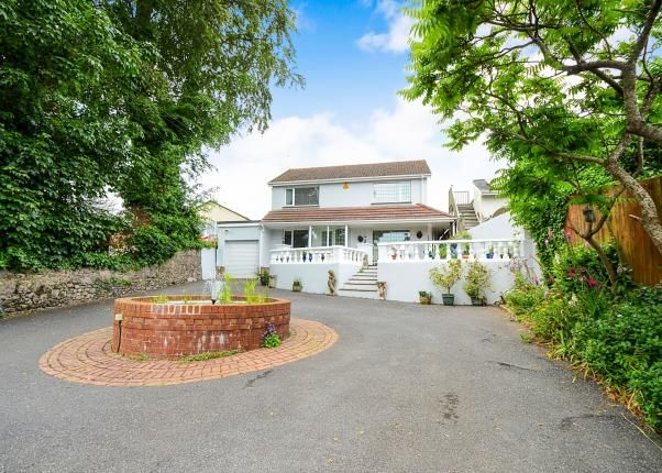 Thumbnail Detached house for sale in Torquay, Devon, .