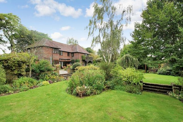 Thumbnail Detached house for sale in Botley Road, Bishops Waltham, Southampton