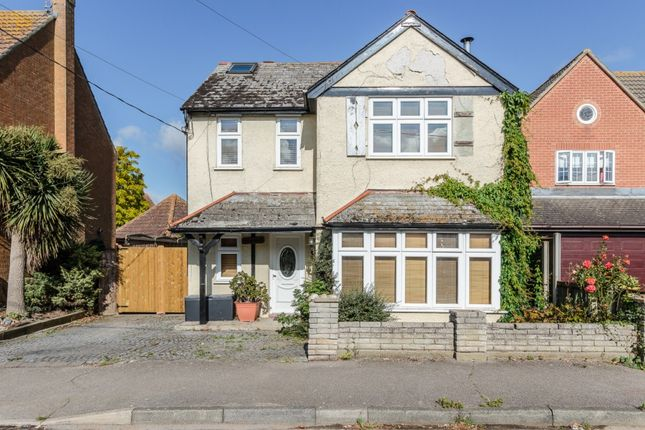 Thumbnail Detached house for sale in Nounsley Road, Chelmsford, Essex