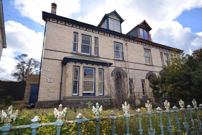 Thumbnail Semi-detached house for sale in New Street, Torrington
