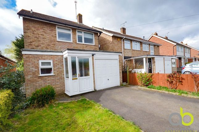 Thumbnail Detached house for sale in Balstonia Drive, Corringham, Stanford-Le-Hope