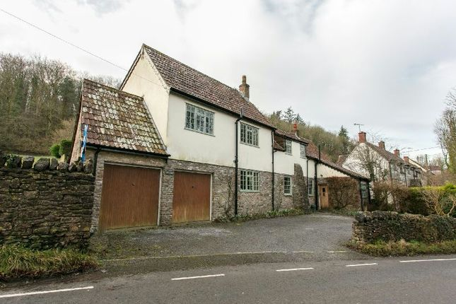 Thumbnail Detached house for sale in Winscombe Hill, Winscombe
