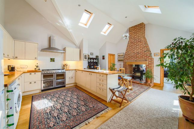 Thumbnail Semi-detached bungalow for sale in Oval Road, New Costessey, Norwich