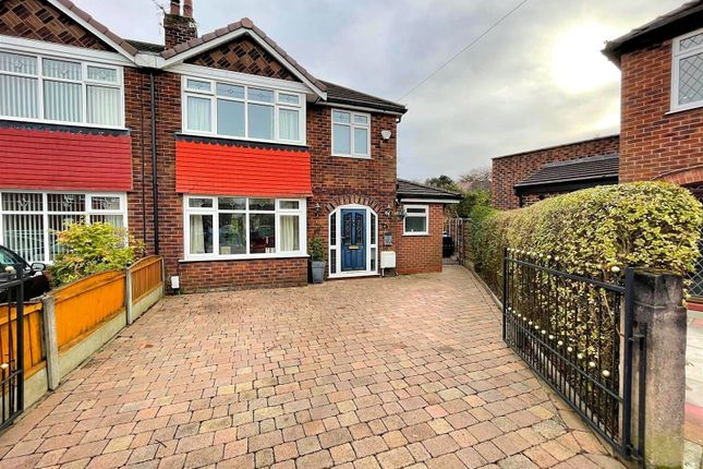 3 bed semi-detached house for sale in Chilcote Avenue, Sale M33