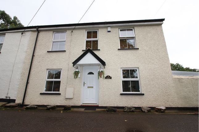 Thumbnail End terrace house for sale in Midway Terrace, Alphington, Exeter