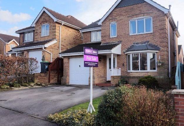 Thumbnail Detached house for sale in Penrose Court, Nottingham
