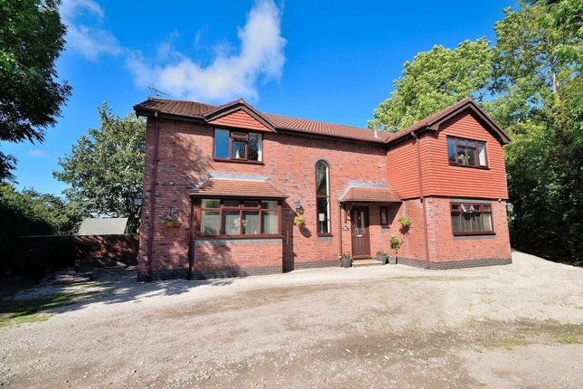 Thumbnail Detached house for sale in Elfed Drive, Buckley
