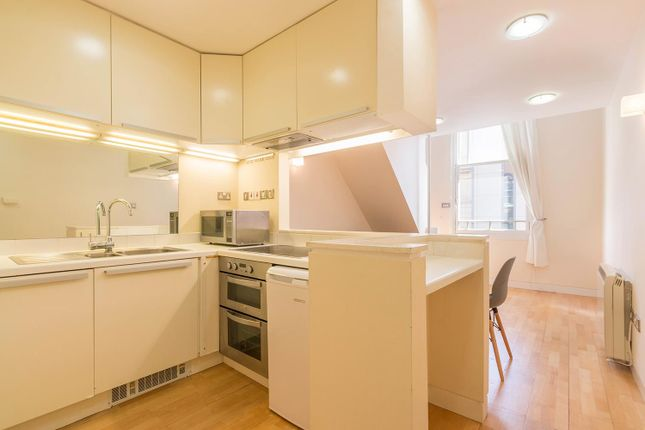 Kitchen of Cathedral Apartments, Barwick Street B3