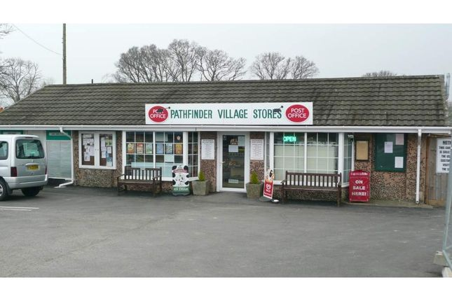 Retail premises for sale in Pathfinder Village Post Office & Store, Exeter