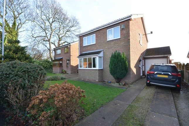 Thumbnail Detached house to rent in Wenthill Close, Ackworth, Pontefract
