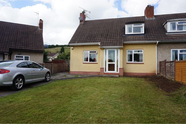 3 bed bungalow for sale in Warrens Close, Cheddar