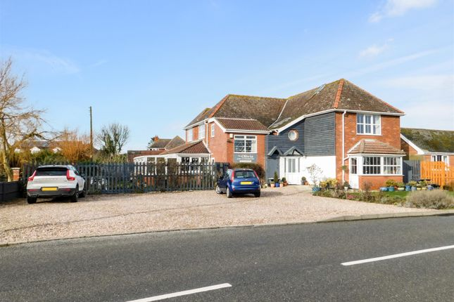 6 bed detached house for sale in St. Leonards Drive, Chapel St. Leonards, Skegness PE24