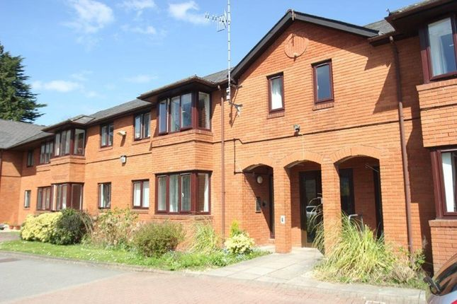 Thumbnail Flat for sale in Hereford Road, Abergavenny