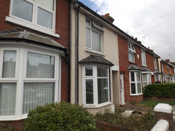 Terraced house for sale in Curtis Road, Willesborough, Ashford, Kent