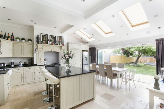 Detached house for sale in The Crescent, Henleaze, Bristol