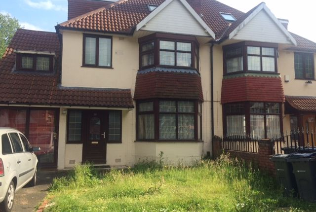 Thumbnail Semi-detached house for sale in Wellesbourne Road, Handsworth