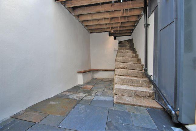Courtyard of Athenaeum Street, Plymouth PL1