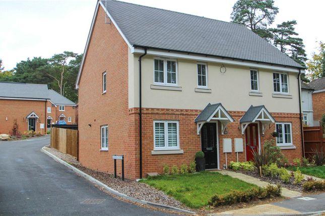 Thumbnail Semi-detached house for sale in Deepcut Bridge Road, Deepcut, Camberley, Surrey