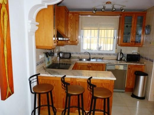 Kitchen of Calle Penarroya, El Galan, Torrevieja, Alicante, Valencia, Spain