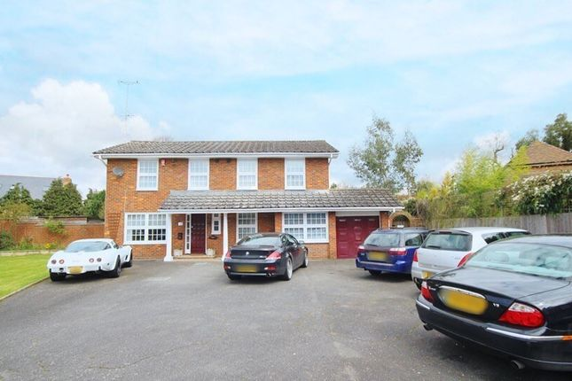 Thumbnail Detached house for sale in Bowry Drive, Wraysbury, Staines-Upon-Thames