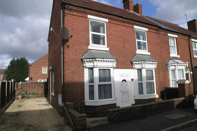 Thumbnail Flat for sale in Compton Road, Cradley Heath