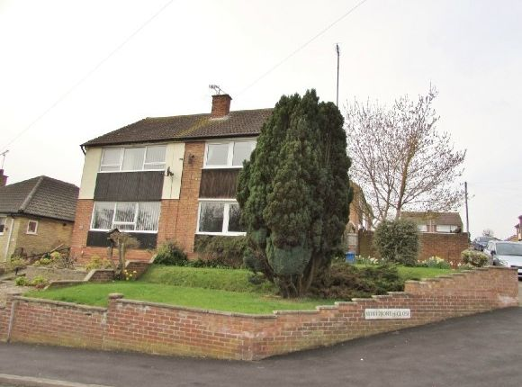 Thumbnail Semi-detached house to rent in Whitworth Close, Ipswich