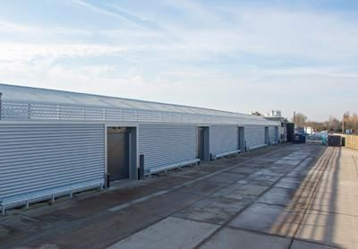 Thumbnail Light industrial to let in Edmonton Industrial Park, Nobel Road, Edmonton, London