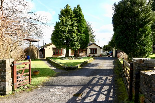 Thumbnail Detached bungalow for sale in Gernant Lane, Heolgerrig, Merthyr Tydfil