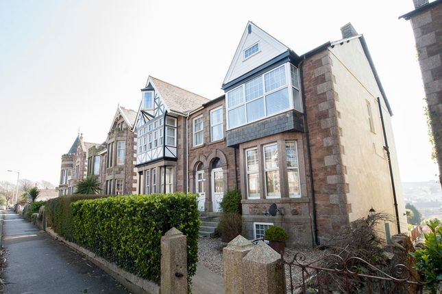Thumbnail Semi-detached house for sale in Clinton Road, Redruth, Cornwall