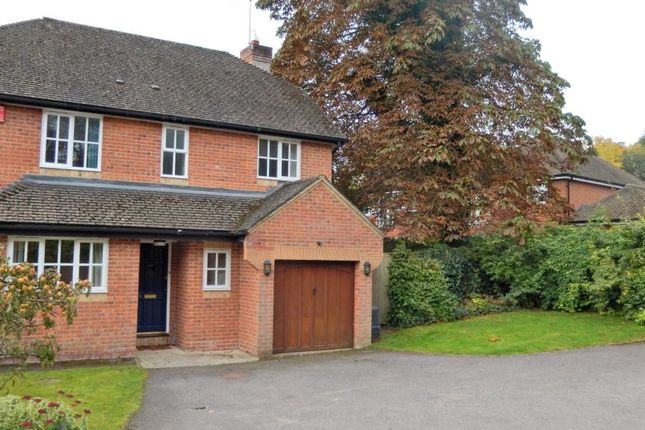 Thumbnail Detached house to rent in Wentworth Grange, Winchester