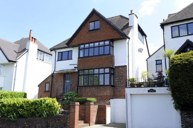 Thumbnail Detached house to rent in Mountside, Guildford