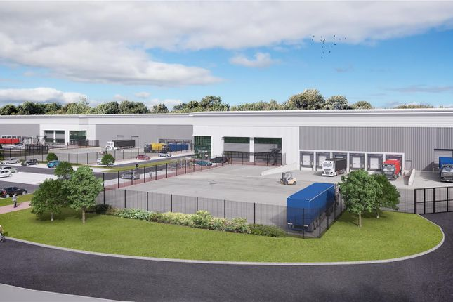 Thumbnail Warehouse to let in The Wellington Trilogy, Fradley Park, Lichfield, Staffordshire