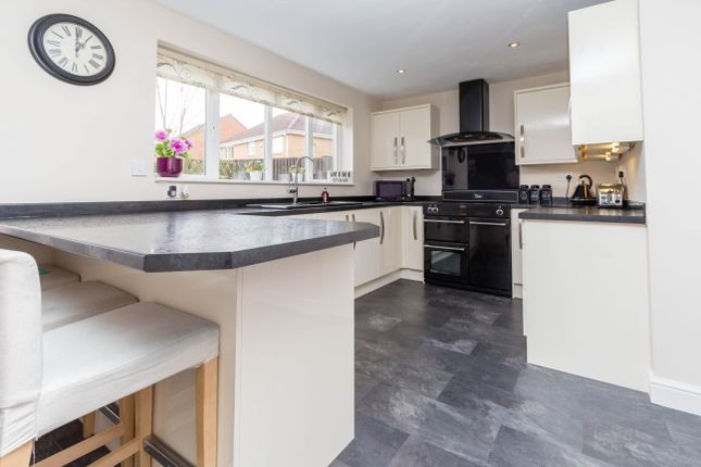 Kitchen Area of Charlbury Close, Wellingborough NN8