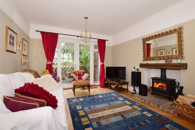 Thumbnail Detached house for sale in Hartley Down, Purley, Surrey
