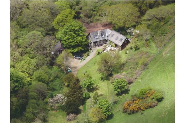 Thumbnail Detached house for sale in Polperro Road, Talland Bay, Looe