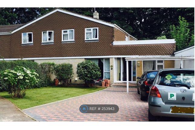 Thumbnail Semi-detached house to rent in Edmund Close, Bristol