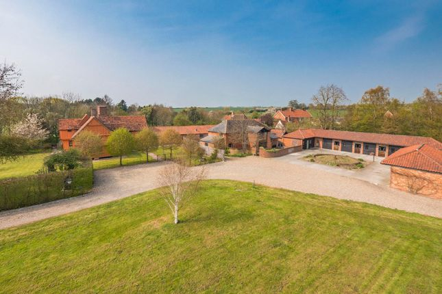 Thumbnail Detached house for sale in Semer, Ipswich, Suffolk