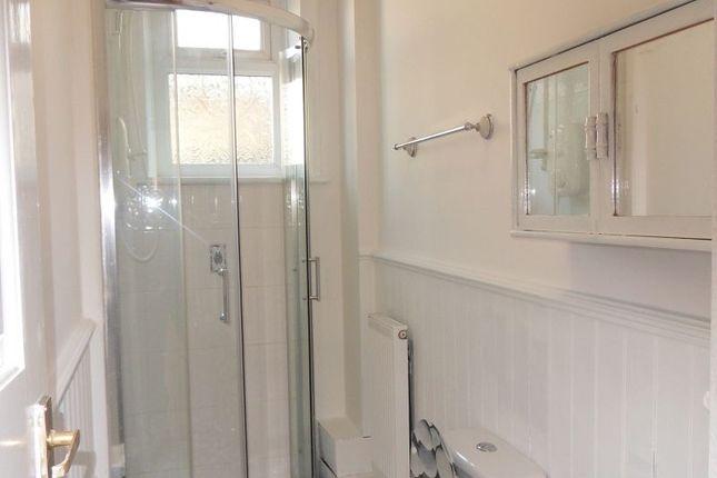 Bathroom of Newport Street, Nelson, Lancashire. BB9