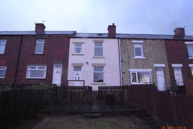 Thumbnail Terraced house to rent in Evelyn Terrace, Stanley, Co. Durham