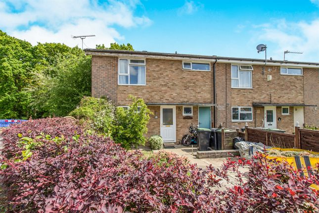 Thumbnail End terrace house for sale in Cunningham Road, Waterlooville