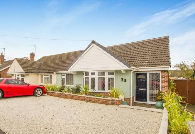 3 bed bungalow for sale in Norfolk Road, Wigston, Leicester, Leicestershire