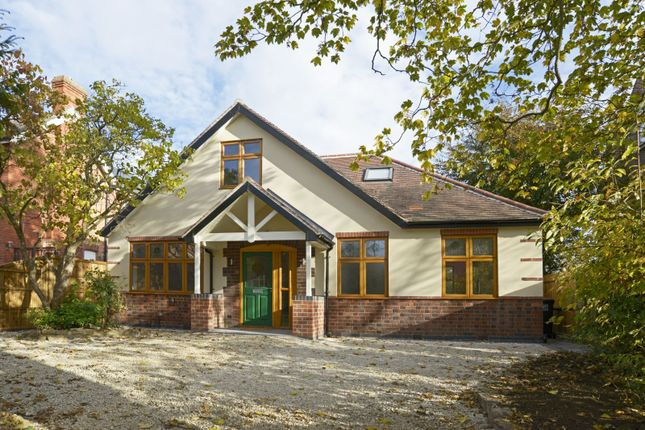 Thumbnail Detached house for sale in Grove Avenue, Chilwell