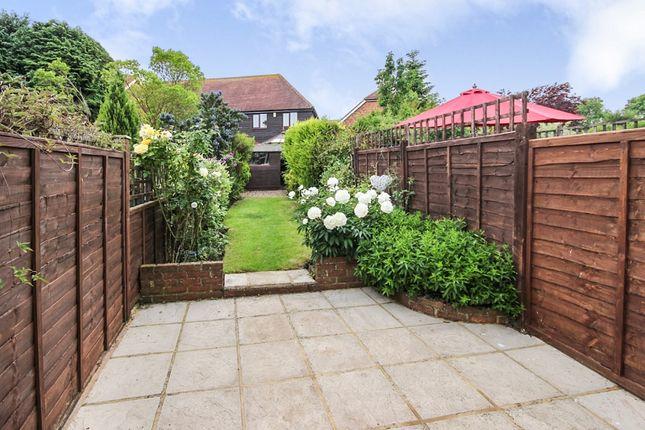 Garden of Sandlands Road, Walton On The Hill, Tadworth, Surrey. KT20