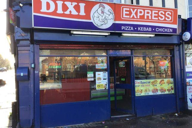 Restaurant/cafe for sale in Oldbury Road, Smethwick
