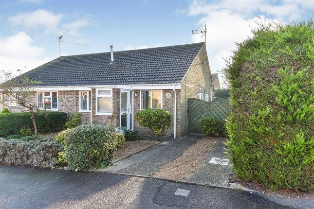 2 bed semi-detached bungalow for sale in Sandringham Drive, Heacham, King's Lynn PE31
