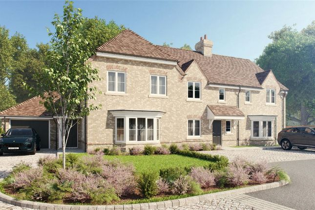Thumbnail End terrace house for sale in Beaumont Court, New Street, Waddesdon, Buckinghamshire