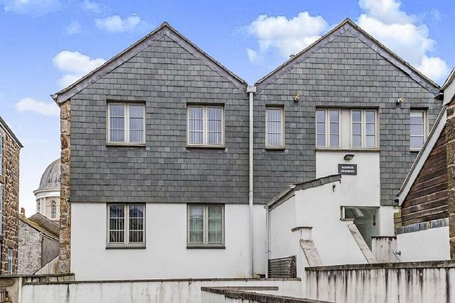 Thumbnail Flat to rent in High Street, Penzance